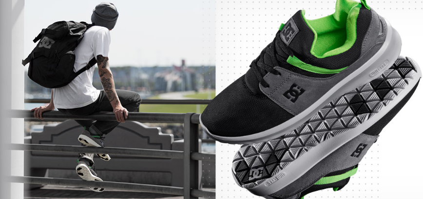 Акции DC Shoes в г.Хыров